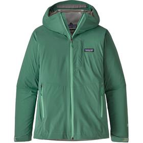 Patagonia W's Stretch Rainshadow Jacket Beryl Green